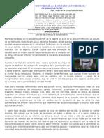(6) ¨A LOUCURA DOS NORMAIS, (LA LOCURA DE LOS NORMALES), ¨  DE JORGE MENEZES