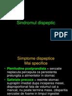 Sindromul dispeptic