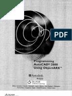 Programming AutoCAD 2000 Using ObjectARX