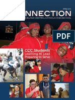 Spring 2014 Connection Magazine - Cleveland Central Catholic High School