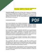 Validez Oficial Estudios Educacion Leido