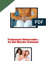 Hemoroide Soigner, Medicament Hemorroides, Medicament Pour Hemorroides, Hémorroïdes Externe