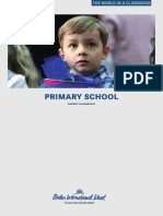 Primary School Parents Handbook 2013-2014