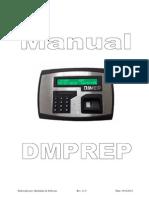 DIMEP - Manual Do Programa - Relógio de Ponto Biométrico PrintPoint II