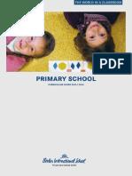 Primary Curicculum 2013-2014