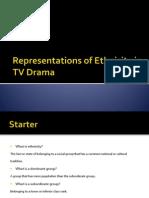 representations of ethnicity