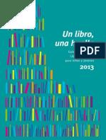 Guia de Literatua 2013