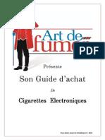 Guide d'Achat Cigarette Électronique