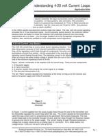 Understanding 4 20 MA Current Loops