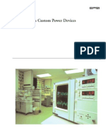 guide book on custom power devices