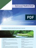 HydroClear Brochure