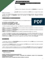 Dernières Décisions Du CG29