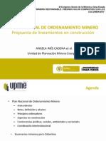 UPME IIICongresoSMGE PNOM Lineamientos V5