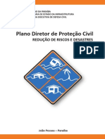 Plano Diretor de Defesa Civil - 2012