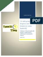 Le Guide Di Tennis Time - 4 Stili Di Gioco