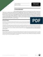 Peace Corps · Eyeglass Prescription & Measurement PC-OMS-116 (Revised 08/2011)