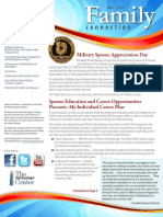 Family Connection Newsletter May 2014