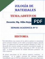 Aditivos - Información 1