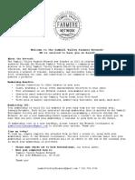 YVFN Membership Form