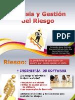 Analisis y Gestion de Riesgo