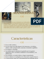 Diapositivas El Manierismo