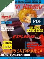 Ichigeki Hissatsu Issue 1 Mayjune14