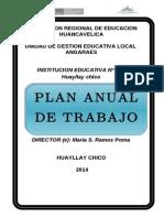 Plan Anual de Trabajo 2014 - 232