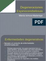 8-Degeneraciones Espinocerebelosas