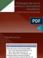 9-Patologías Hereditarias Del Nervio Periférico