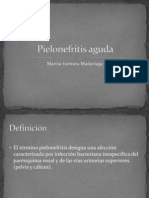13 - Pielonefritis aguda
