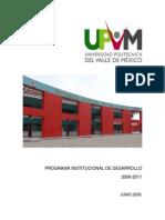 Universidad Politecnica Del Valle de Mexico