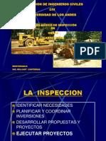 Insp. Obras Viales