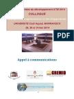 Atm 2014 Marrakech Appel a Com