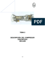 Descripcion Del Compresor Centrifugo 2BCL608