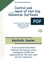 Galvanize Surfaces-Galva Series