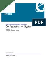 NN47200-500 05.02 Configuration System