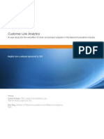Customer Link Analysis Sas