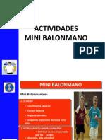 Actividades Mini Hb
