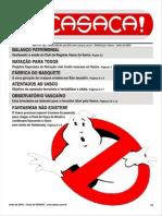 Jornal do CASACA! - Edição 22 - Junho 2006