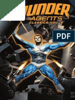 T.H.U.N.D.E.R. Agents Classics, Vol. 3 Preview
