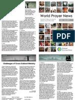 World Prayer News - May / June 2014