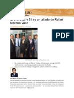 01-05-2014 Impulso Informativo - El SNTE 23 y 51 es un aliado de Rafael Moreno Valle.