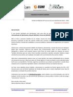 Esquema de Direito Agrário - ESINF e Blog Do MOCAM