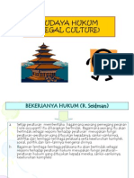 Budaya Hukum