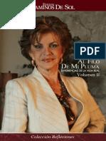 Al Filo De Mi Pluma - Volumen II