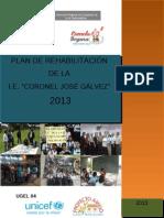 Plan de Rehabilitación