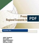 Regional Economic Integration - Term Paper Presentation