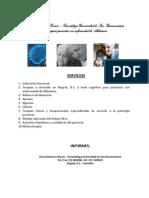 Terapias para pacientes con enfermedad de Alzheimer y otras demencia.