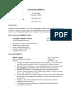 cardenas yesenia -resume