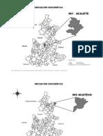 Mapas de Los 217 Municipios